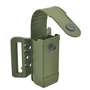 Porta Carregador Simples Bélica - Verde