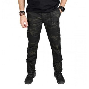 Calça Masculina Multiforce Bélica - Multicam Black