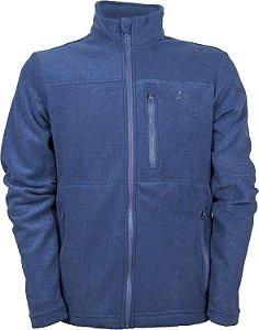 Jaqueta Fleece Conquista Spectre Masculina Azul