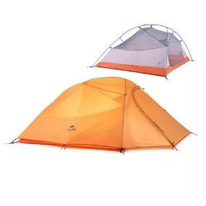 Barraca Cloud Up 3p Ultralight Naturehike Laranja