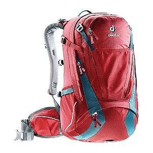 Mochila Deuter Trans Alpine 30L - Vermelho