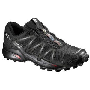 Tênis Speedcross 4 Salomon - Preto