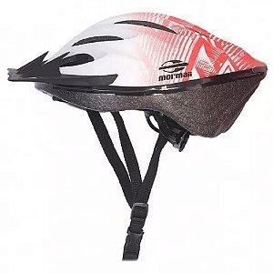 Capacete de Ciclismo Triad Mormaii -  Vermelho