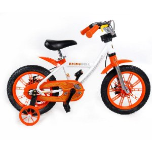 Bicicleta Infantil Treme Terra Rhino Aro 14 - Branca