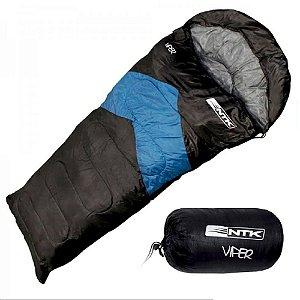 Saco de Dormir Viper Nautika 5° à 12°c - Preto