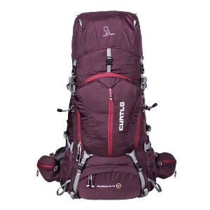 Mochila Mountaineer Curtlo 50+10L LF HS - Bordô