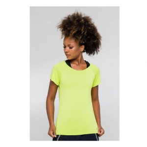 Camiseta Ace Authen - Verde Limão