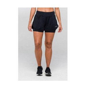Short c/ Bermuda Stride Authen - Preto