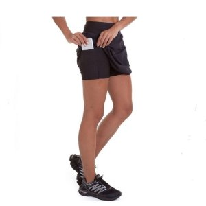 Saia-Short Fly Authen - Preto