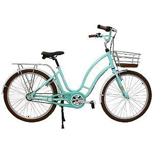 Bicicleta Aro 26 Vintage Treme Terra - Verde