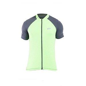 Blusa de Ciclismo Luminous Light Masculina Sol Sports - Verde Flúor
