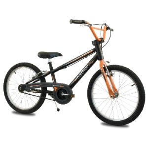 Bicicleta Aro 20 Apollo Nathor - Preto