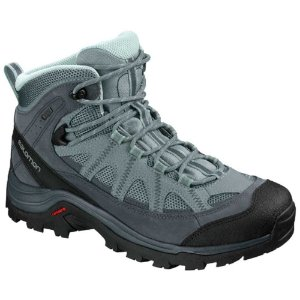 Bota Authentic LTR GTX Feminina Salomon - Azul