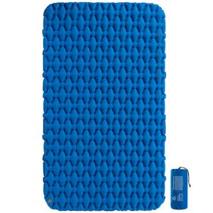 Isolante Inflável Sleeping Pad FC-11 Casal Naturehike - Azul