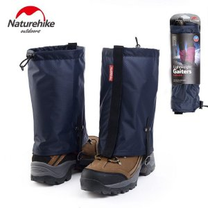 Polaina Curta Snow Boot Naturehike - Cinza