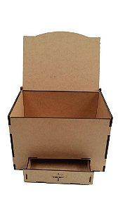 Caixa para Remédios - Farmacinha