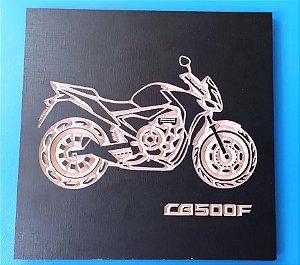Quadro Decorativo CB 500F