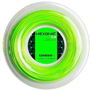 Corda Genesis Hexonic 2.0 17 1.23mm Verde Set