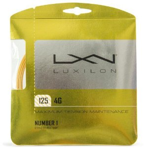 Corda Luxilon 4G 16L 1.25mm - Set Individual