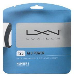 Corda Luxilon Big Banger Alu Power 1.25mm - Set Individual