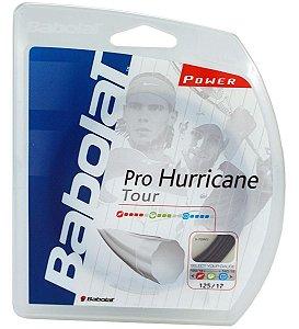 Corda Babolat Pro Hurricane Tour 17 1.25mm Preta