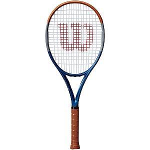 Raquete de Tênis Wilson Clash 100 Roland Garros
