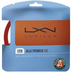 Corda Luxilon Alu Power Roland Garros 1.28mm Bronze Set
