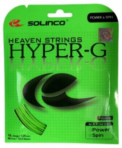 Corda Solinco Hyper-G 1.25mm - Set