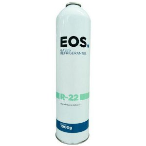 Gás refrigerante R22 1000g EOS