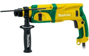 Martelete Combinado 24mm 127V 800W Makita HR2470BR