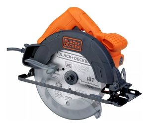Serra Circular Black&Decker 127V | Ref. CS1004