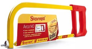 Arco de Serra Starrett 3.1/2'' 89mm