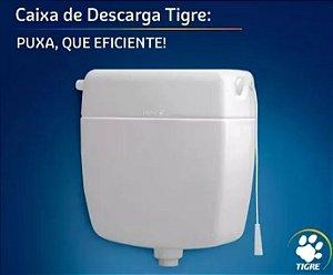 Caixa de Descarga Tigre
