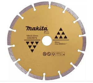 Disco Diamantado Segmentado MAKITA 7'