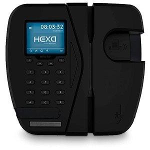 Relógio Ponto HEXA ADV E Barras + Prox