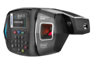 Relógio de Ponto Prisma SF ADV R4 Mifare + Bio (vermelho)