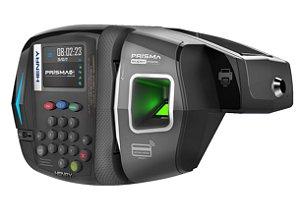 Relógio de Ponto Prisma SF ADV R4 Mifare + Bio (verde)