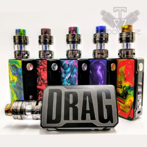 Voopoo Drag Mini Black 117W Bateria 4400mAh