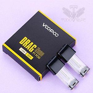 Cartucho P1 POD p/ Drag Nano 1,6ml - Voopoo