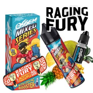 Ossem Racing Fury 60ml  - Jackfruit Pineapple