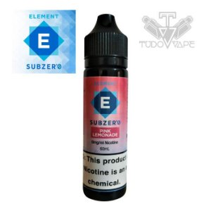 Element SubZero - Pink Lemonade 60ml 6mg