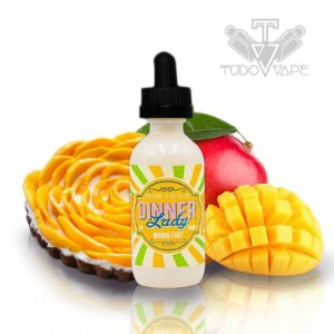 Dinner Lady Mango Tart 60ml