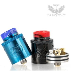 Drop Dead RDA 24mm - Hellvape