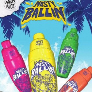 Nasty Ballin Juice - Passion Killa / Migos Moon / Hippie Trail / Bloody Berry - UND