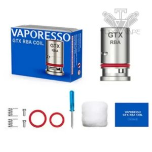 Kit Coil GTX RBA 0.7ohm - Vaporesso