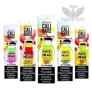 Cali Bars Juice Head 5% -  Pod Descartável - UND