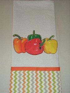 Pano de Prato Comum Frutas 01