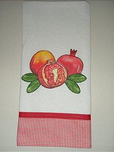 Pano de Prato Comum Frutas 02