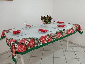 Toalha de Natal Linho Ref 003