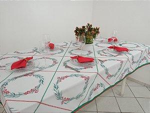 Toalha de Mesa Natal Ref:006